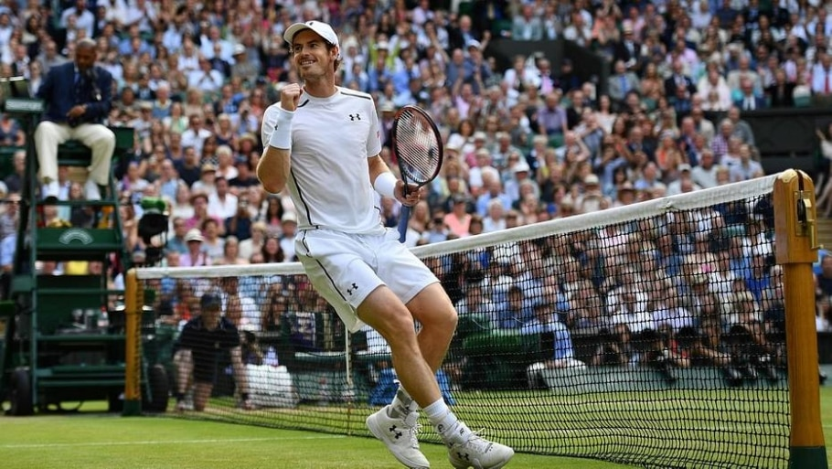Andy Murray - Leon Neal/ AFP
