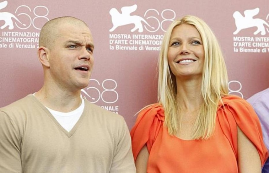 Matt Damon e Gwyneth Paltrow divulgam