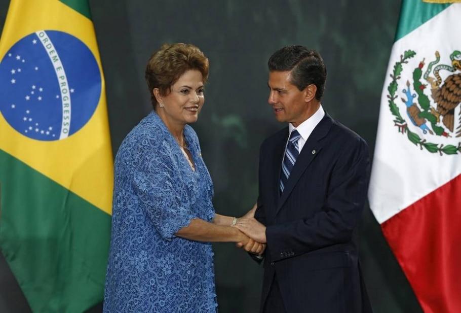 Brasil negocia com o México acordo mais ambicioso desde o Mercosul - Reuters
