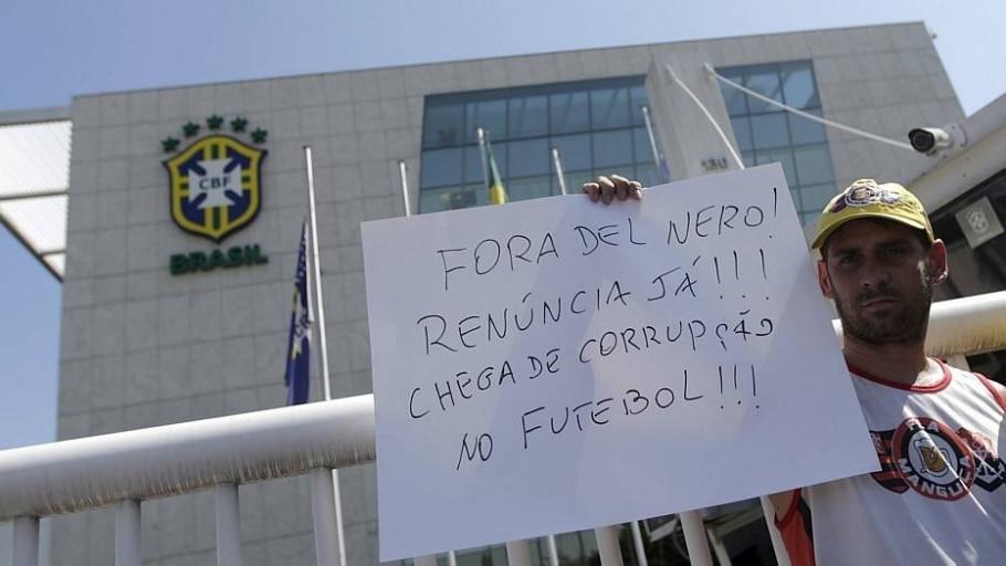 Relembre os principais fatos da CPI do Futebol - Ricardo Moraes/Reuters