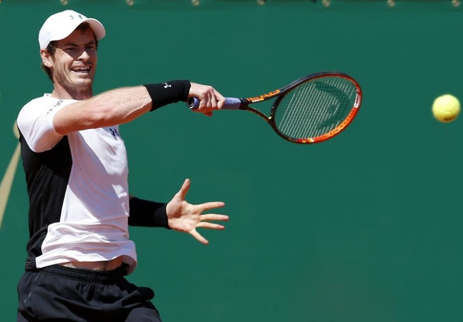 Andy Murray - Sebastien Nogier/ EFE
