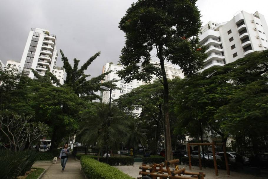 2) Ibirapuera - Nilton Fukuda / Estadão