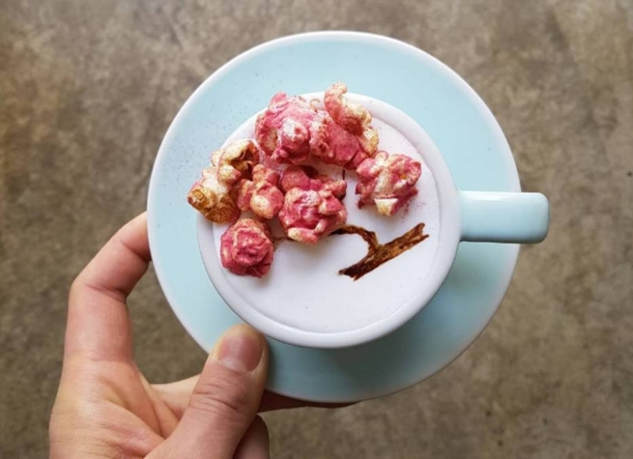 Café - Instagram/leekangbin91