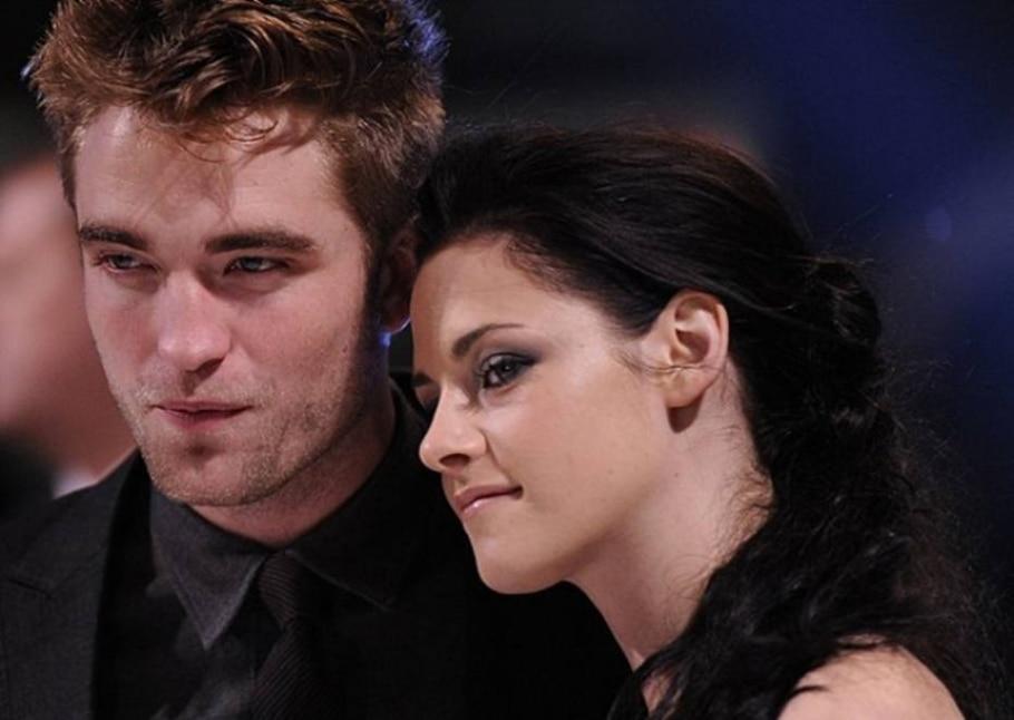 Robert Pattinson e Kristen Stewart na pré-estreia em Londres - Toby Melville/Reuters