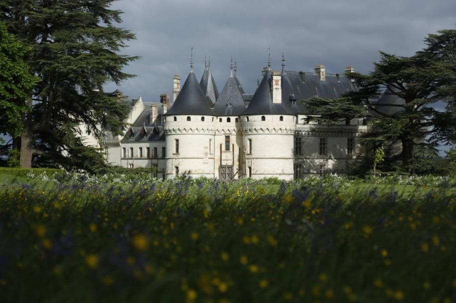 Castelo de Chaumont - Eric Sander/Divulgação