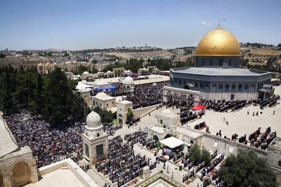 Unesco adota polêmica resolução sobre locais históricos de Jerusalém  - AP Photo/Mahmoud Illean