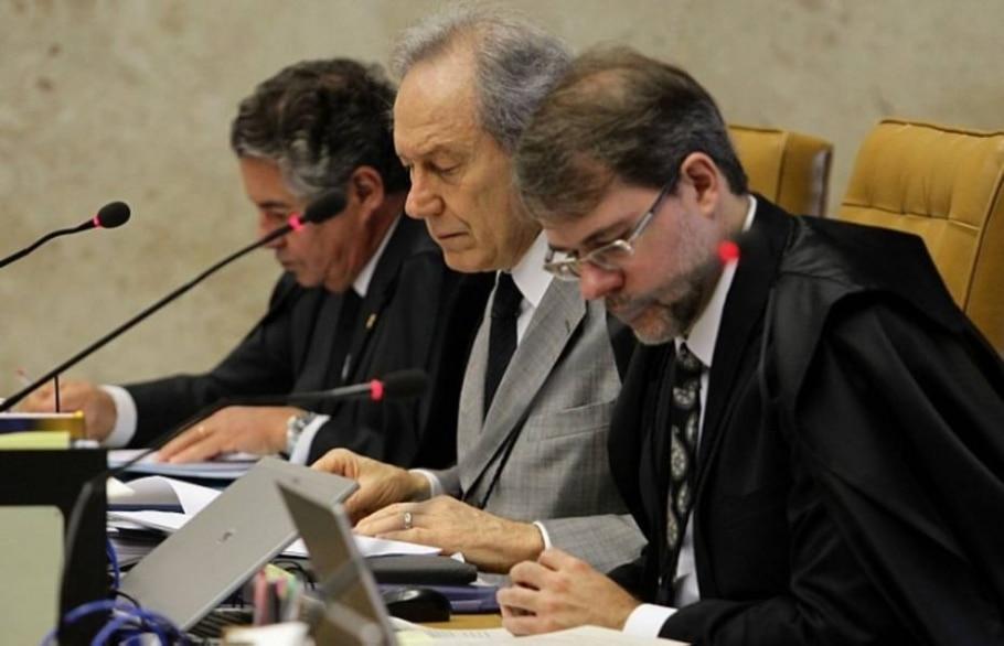Quarto dia de julgamento dos recursos do mensalão - Dida Sampaio/Estadão