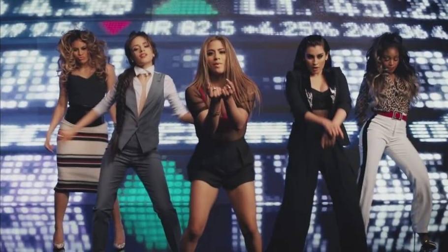 8º lugar: Fifth Harmony - Worth It (ft.Kid Ink) - Reprodução