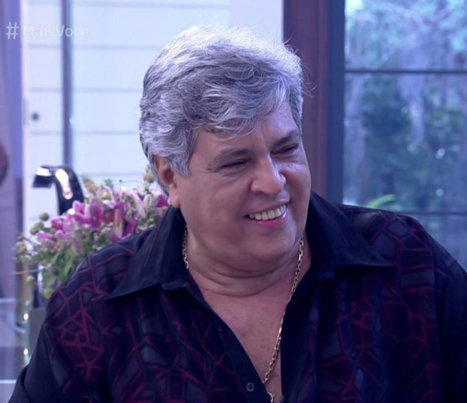 Sidney Magal - Reprodução/Globo