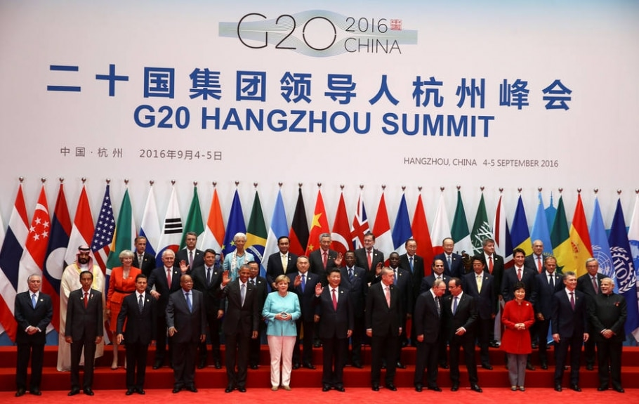 11ª Reunião do G20- Hangzhou - China (2016) - Damir Sagolj/Reuters