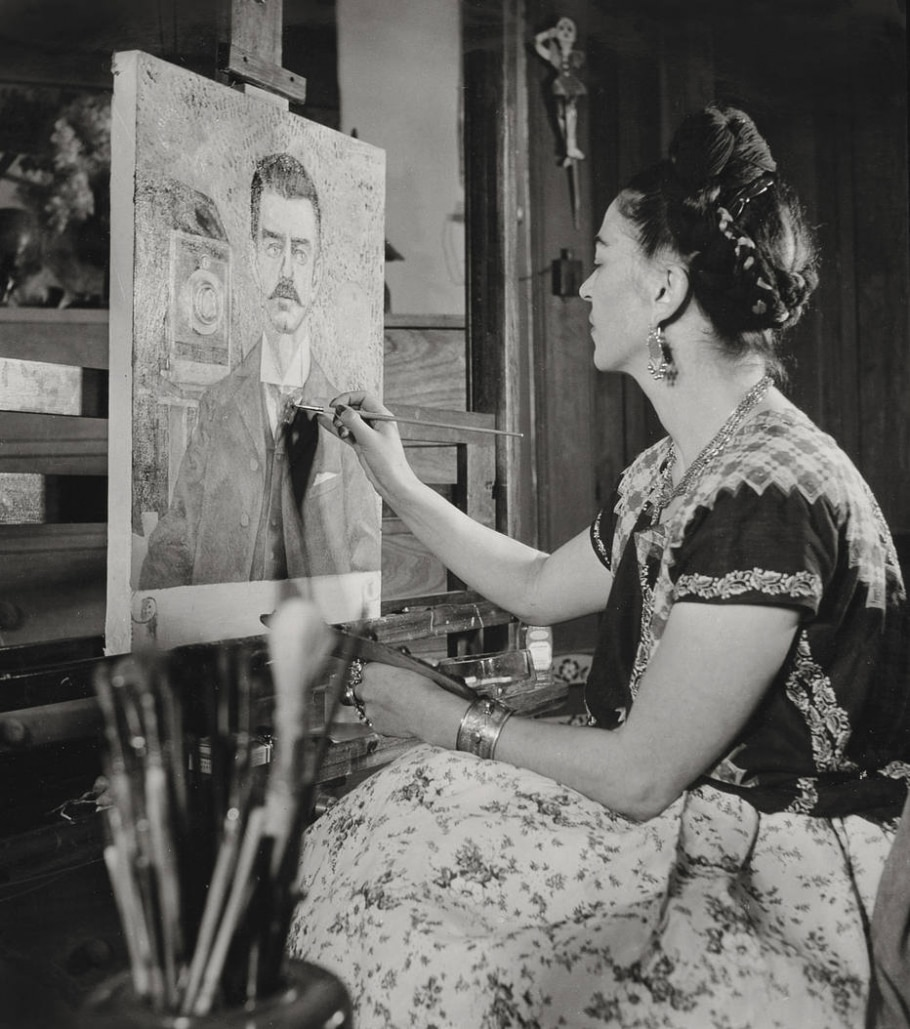 Frda Kahlo - Museu Frida Kahlo/Divulgação