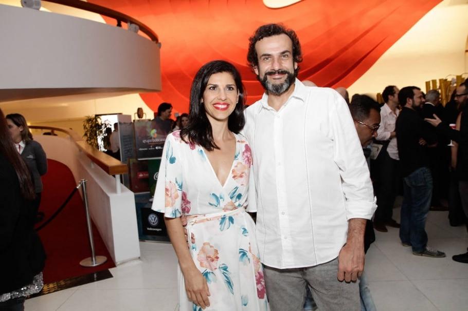 Carla Fiorito e Daniel Conti - Silvana Garzaro/ESTADÃO