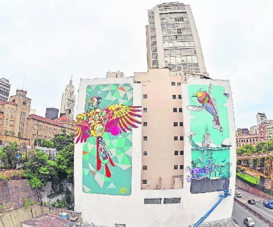 Arte em casa  - Estúdio Binho Ribeiro