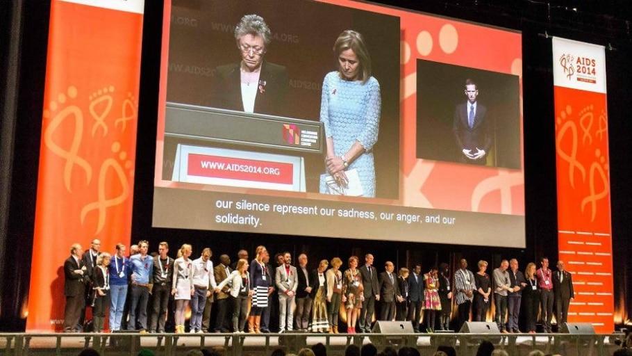 Participantes da 20ª Conferência Internacional sobre Aids - Mark Dadswell/Reuters