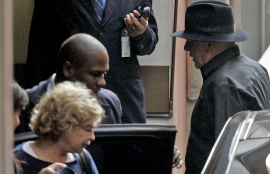Lula volta a hospital para sessão de quimioterapia - Ayrton Vignola/AE