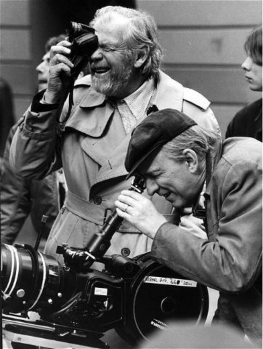 Morre Ingmar Bergman - AP
