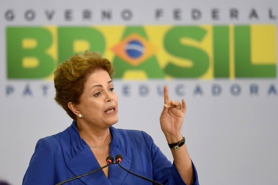 Dilma Rousseff - AFP