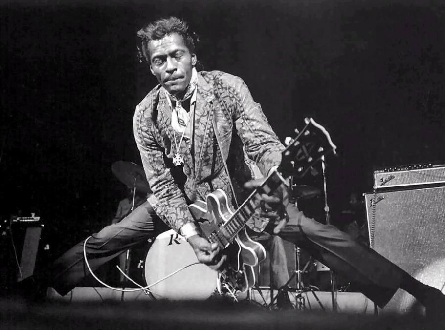 Chuck Berry (1926) - Divulgação