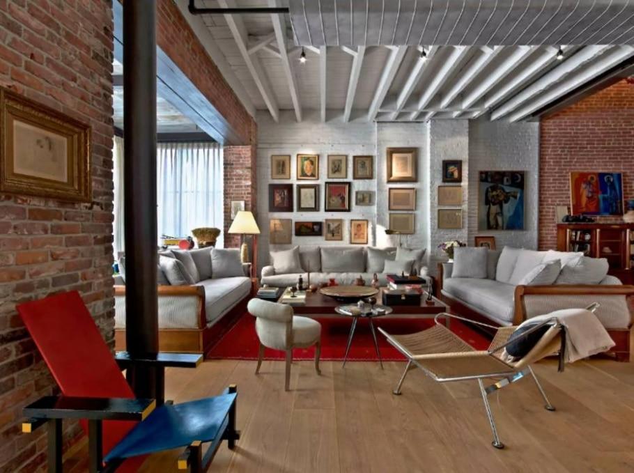 Apartamento duplex - Airbnb/Divulgação