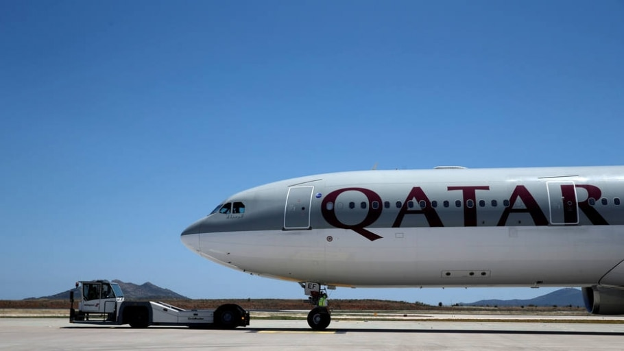 Qatar Airways - Alkis Konstantinidis/Reuters
