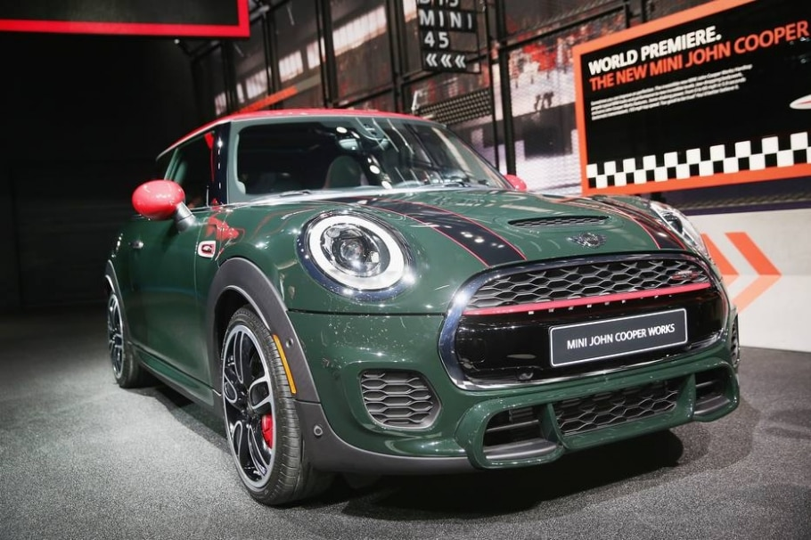 Mini John Cooper Works - Scott Olson/Getty Images/AFP