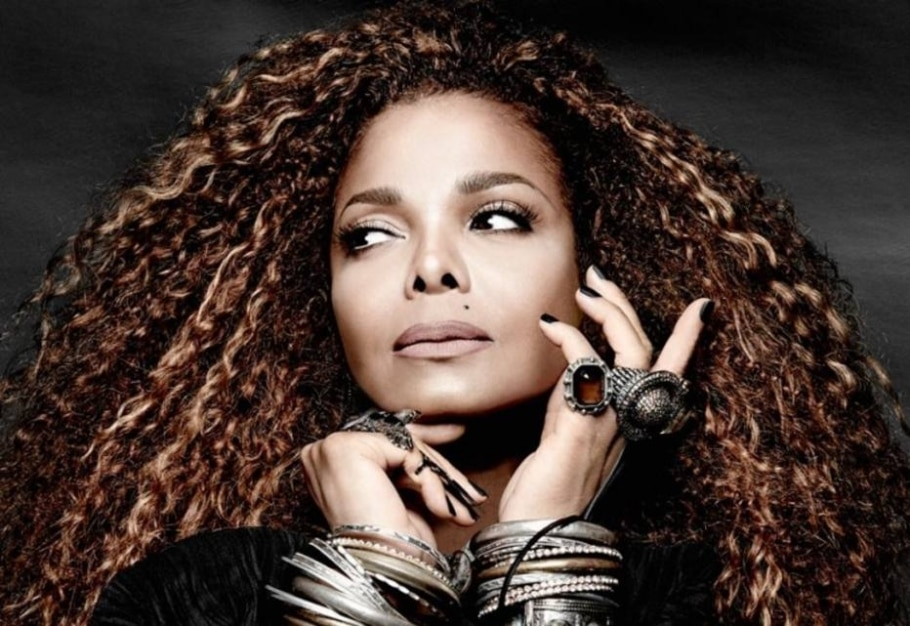 Janet Jackson - Divulgação