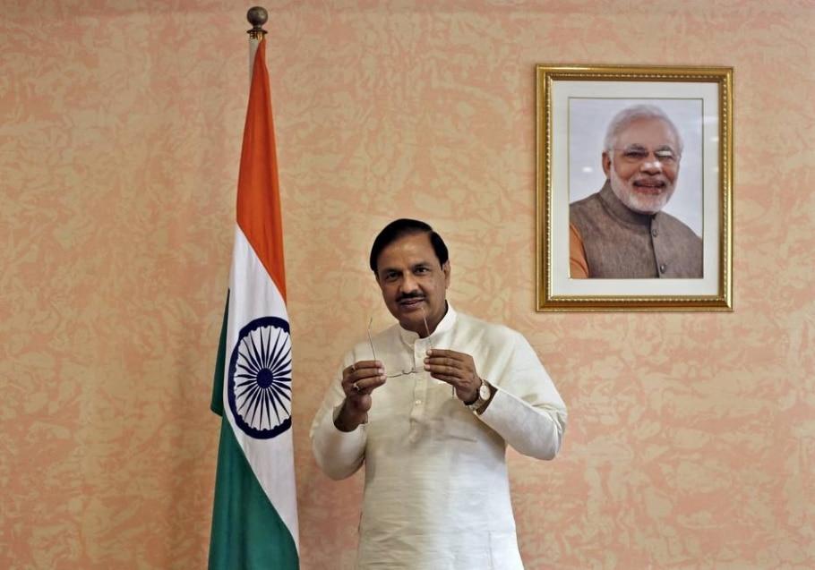 Ministro de Cultura e Turismo da Índia, Mahesh Sharma, disse que turistas que chegam ao país agora recebem cartilha de recomendações - REUTERS/Adnan Abidi