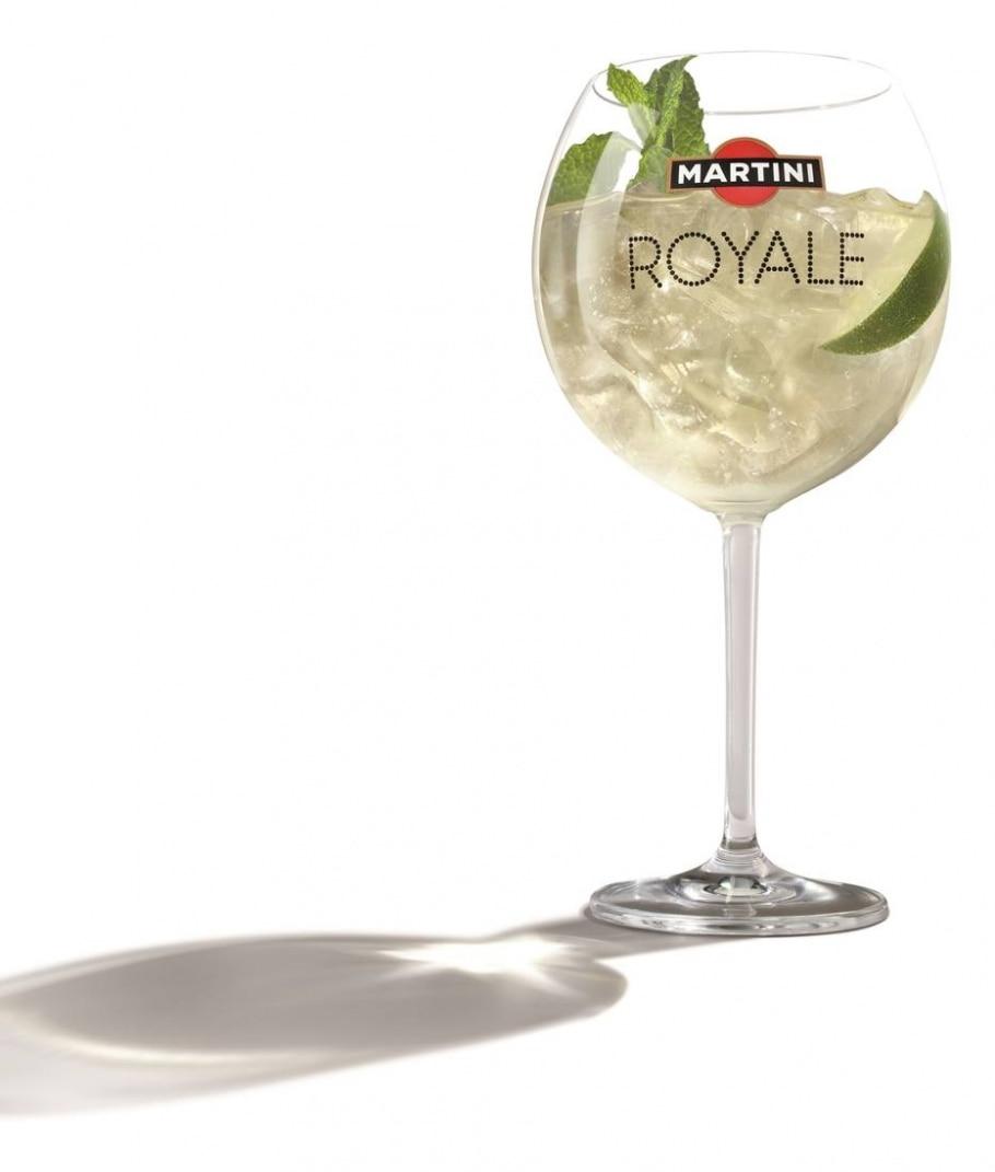 Martini Royale Bianco - Divulgação