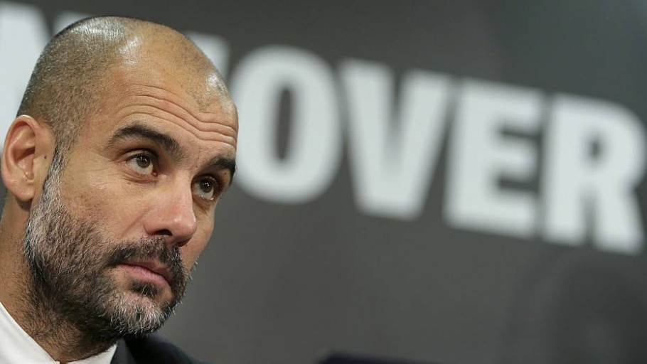 Bayern confirma saída de Guardiola e anuncia Carlo Ancelotti - Michael Sohn/AP