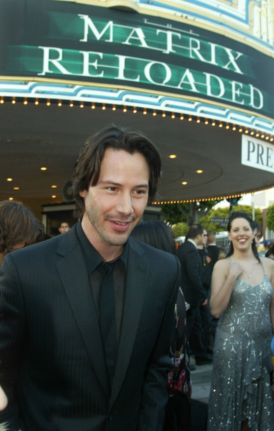 Keanu Reeves - Fred Prouser/Reuters