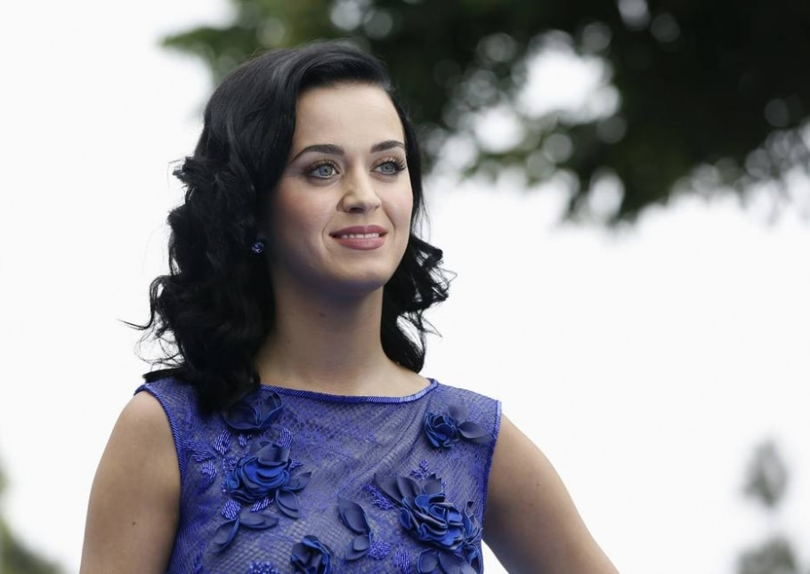 Katy Perry - REUTERS/Mario Anzuoni