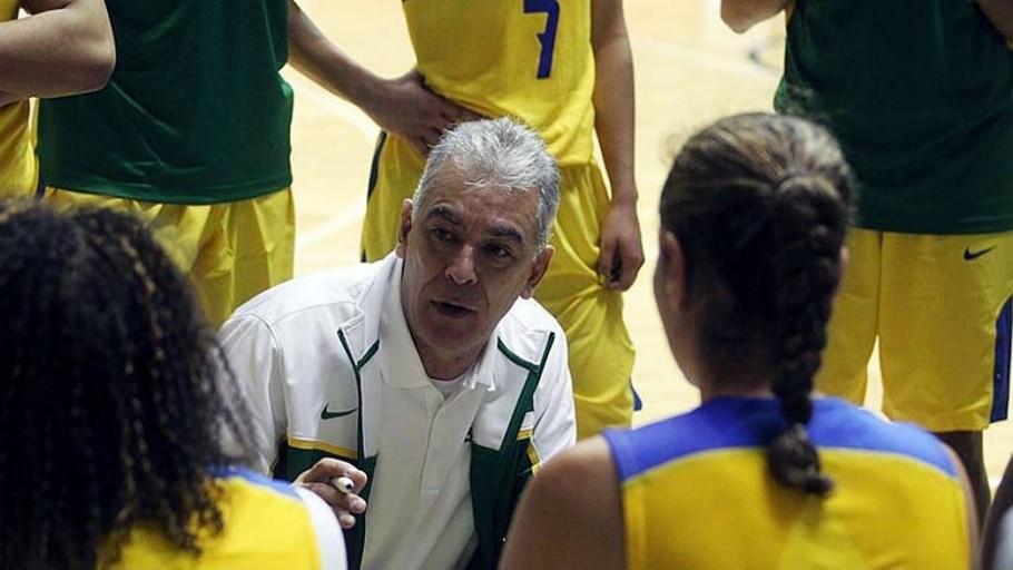 Zanon acredita que seleção feminina se encontra inferior as canadenses para este amistoso - Zanon Gaspar/CBB/Divulgação