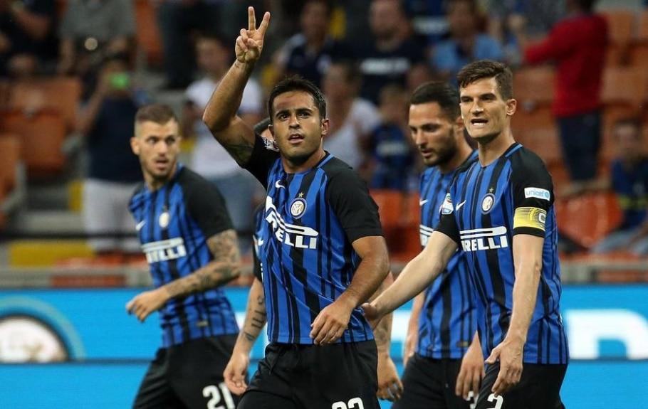 Eder, atacante da Inter de Milão - Matteo Bazzi/ AP Photo