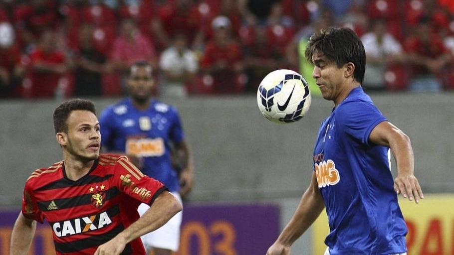 Gringos provam valor em e vêm balançando as redes no Brasileirão - Peu Ricardo/Estadão