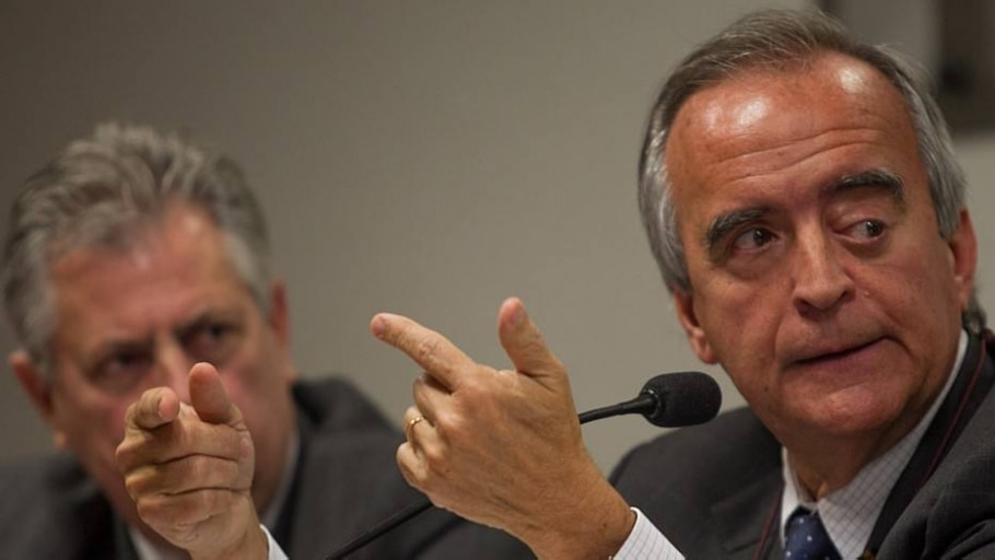 O ex-diretor da Petrobrás, Nestor Cerveró - Ed Ferreira/Estadão