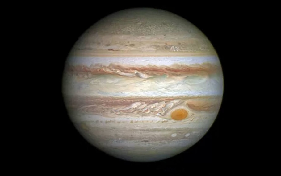 Júpiter - Nasa/Divulgação