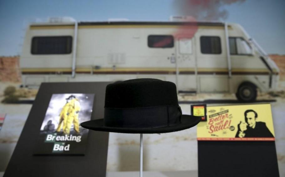 Museu Nacional de História Americana recebe itens de 'Breaking Bad' - Gary Cameron/Reuters