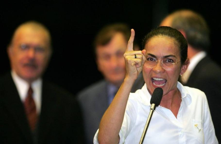 Heloísa Helena - Dida Sampaio/ Estadão