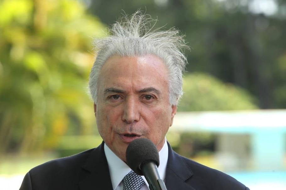 Michel Temer  - Dida Sampaio