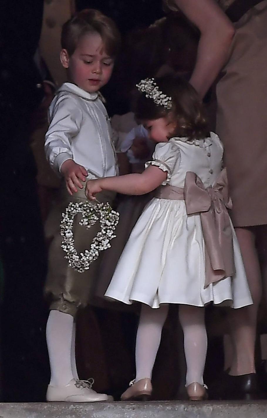 Pippa Middleton e James Matthews - Justin Tallis/Reuters