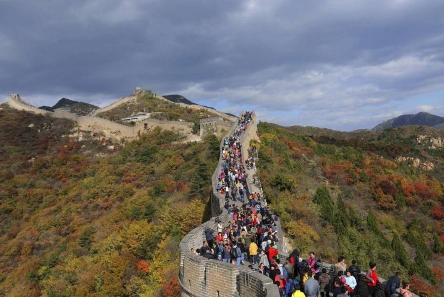8º - China - Reuters