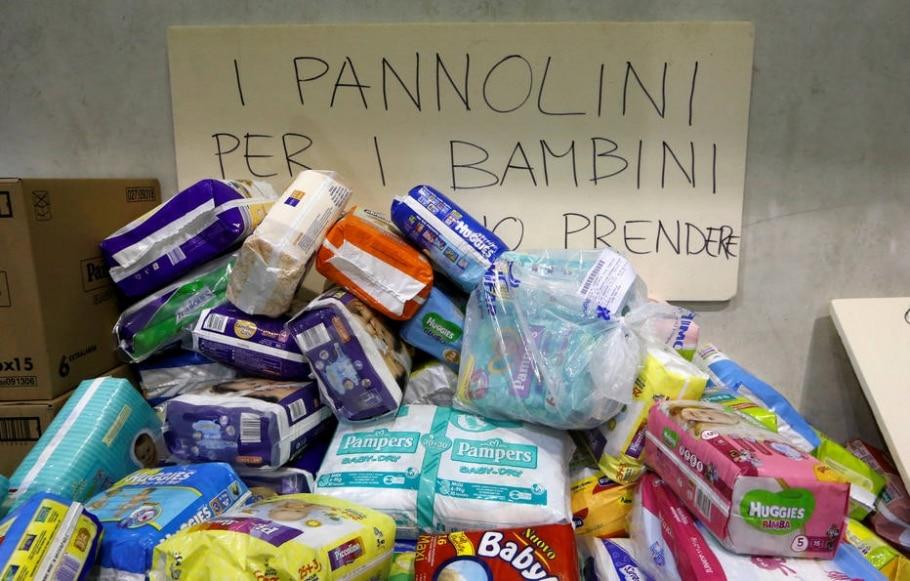Terremoto na Itália - REUTERS/Ciro De Luca