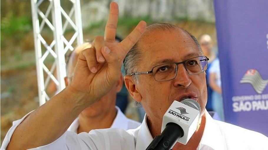 Alckmin estuda cortar cinco secretarias - Maurício de Souza/Estadão