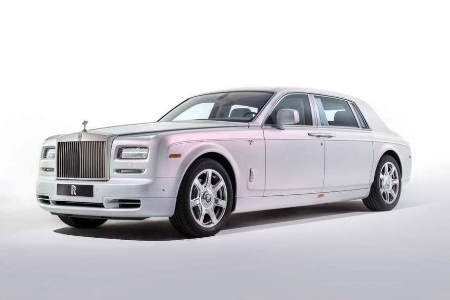 Rolls-Royce Serenity EWB Phantom - Divulgação