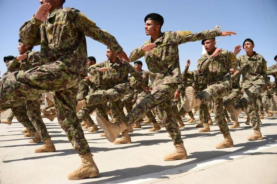 Soldados australianos darão assessoria para Forças de Segurança do Afeganistão - AFP PHOTO / HOSHANG HASHIMI