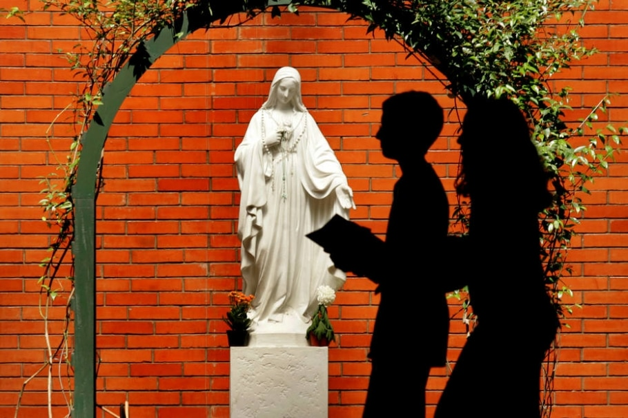 Religião pode ser tão importante quanto a linha pedagógica - Márcio Fernandes/Estadão
