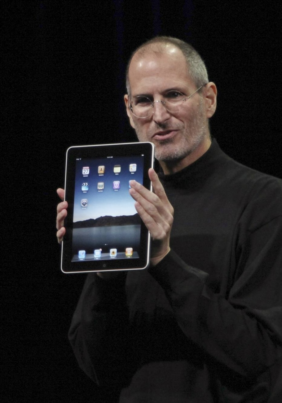 Steve Jobs completaria 60 anos hoje - REUTERS/Kimberly White