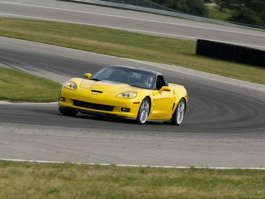 Chevrolet Corvette ZR1 -