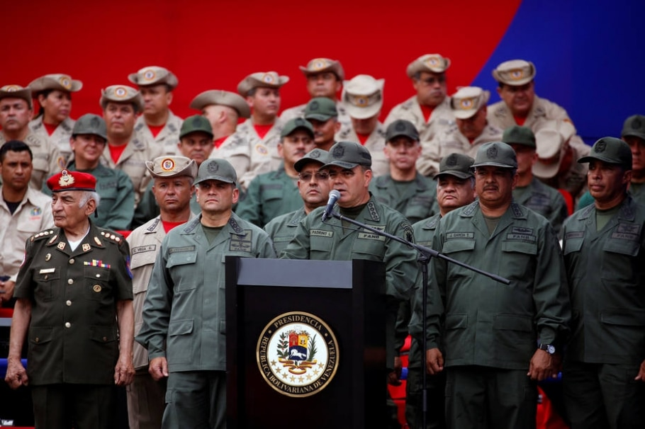 3 - Forças Armadas - REUTERS/Marco Bello