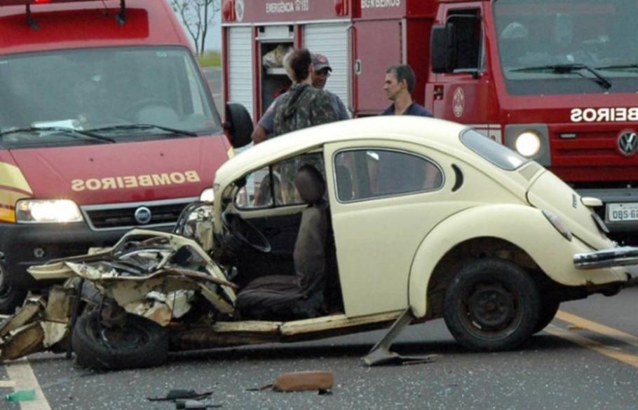 Vítima de acidente é atropela e morta por carro dos bombeiros em Franca - Nilson Fradique - Diário de Franca/AE